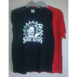 Sensi seeds t-shirt