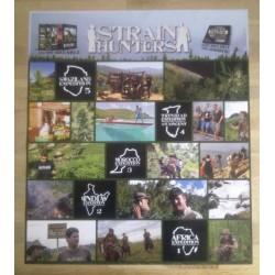 STRAIN HUNTER - poster